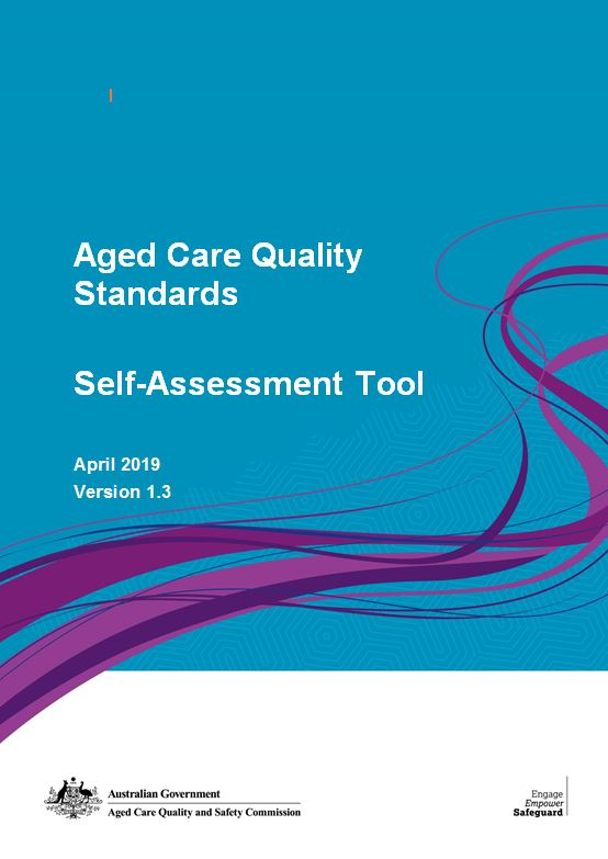 Cover Image of Aged Care Quality Standards Self-Assessment Tool