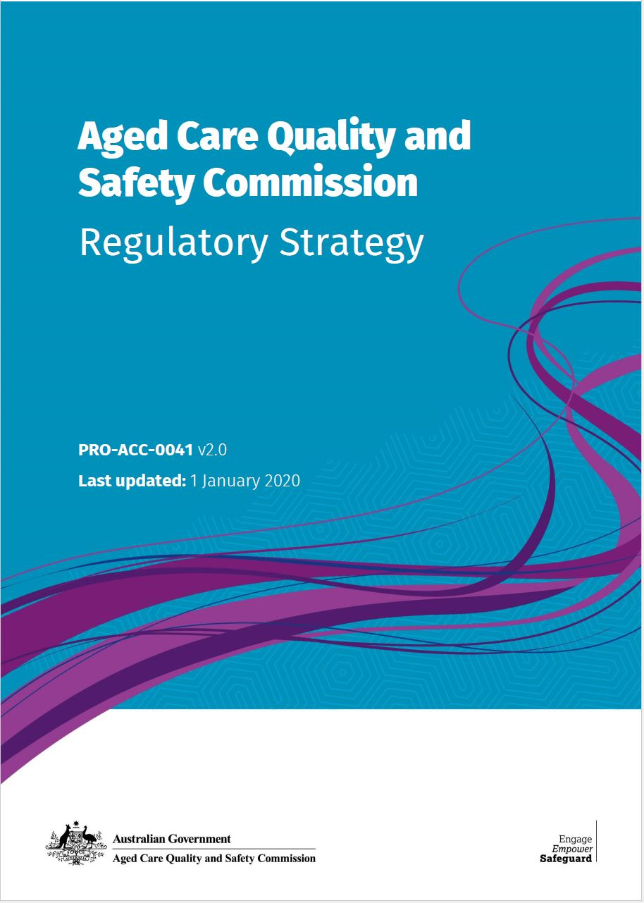 Regulatory strategy 2020