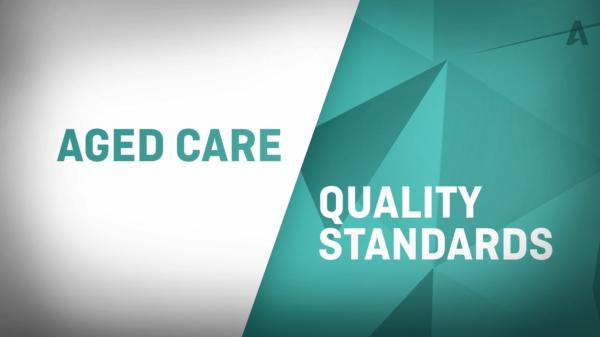 Cover Image of Aged Care Quality Standards Educational Video